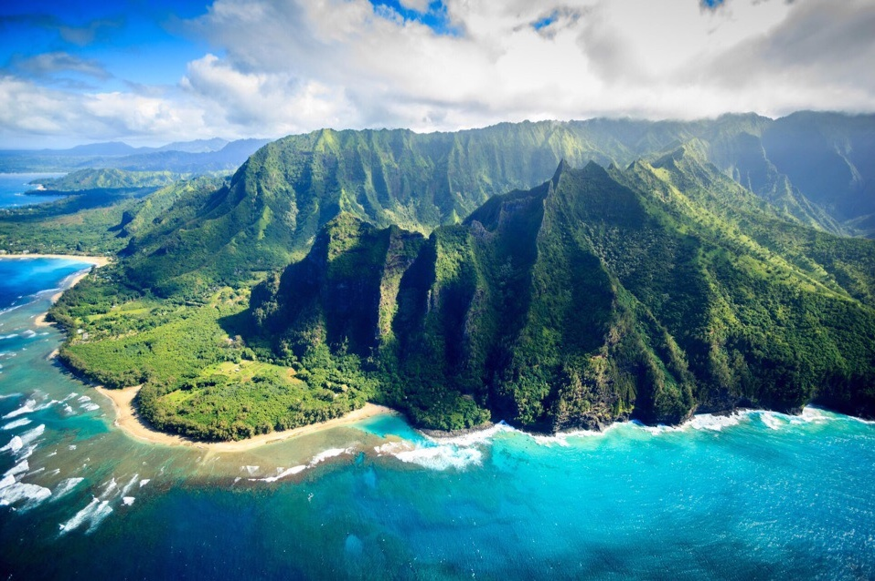 Самый древний остров - Кауаи