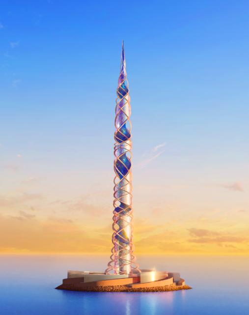 Новый небоскреб: представлен проект «Лахта Центр 2»