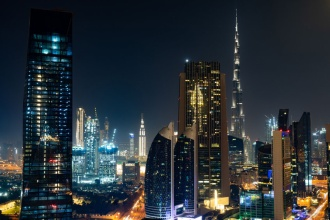 Дубай: невероятные небоскребы