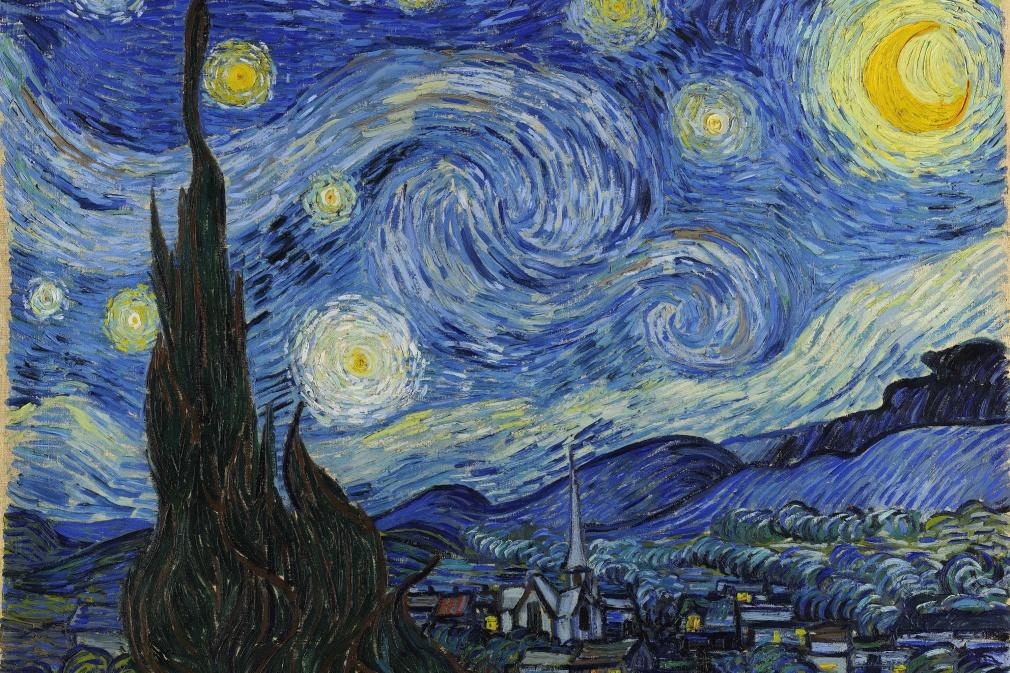 5 тайн картины «Звездная ночь» Ван Гога