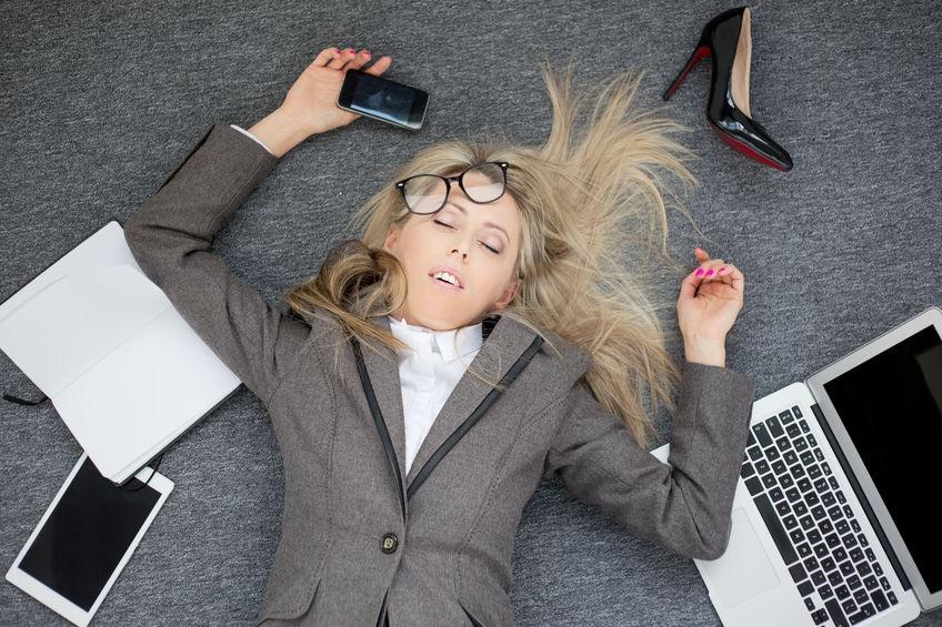 Как избавиться от стресса на работе
