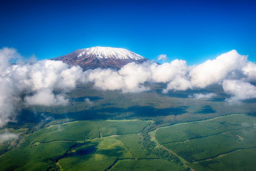 10 интересных фактов о горе Килиманджаро